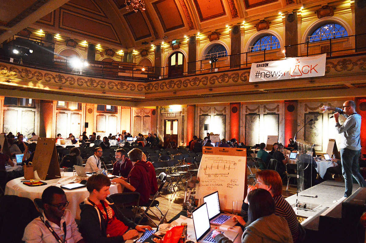 BBC News Hack innovation event - FROST principles