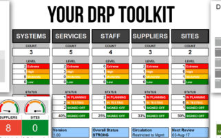 Disaster Recovery Plan Toolkit